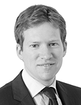 Manager at PricewaterhouseCoopers, Richard Snook